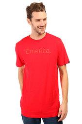 Футболка Emerica Pure 12 Tee Cardinal