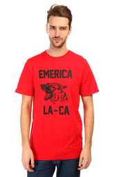 Футболка Emerica Beware Tee Red