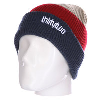 Шапка Thirty Two Lucerne Beanie Red