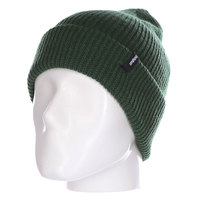 Шапка Thirty Two Crook Watch Beanie Hunter Green