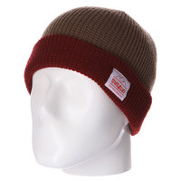 Шапка Thirty Two Sawdust Beanie Clove