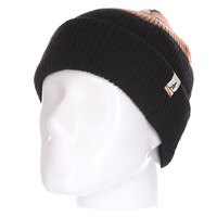 Шапка Altamont Cell Block Beanie Black
