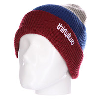 Шапка Thirty Two Lucerne Beanie Blue