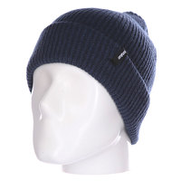 Шапка Thirty Two Crook Watch Beanie Indigo