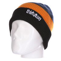 Шапка Thirty Two Lucerne Beanie Orange