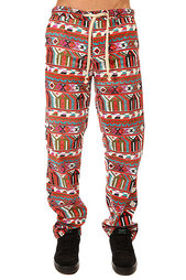 Штаны широкие Altamont Adhan Pant Red