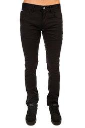 Штаны узкие Etnies Slim 5 Pant Black