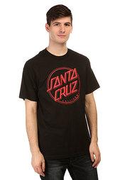 Футболка Santa Cruz Sc Cali Black