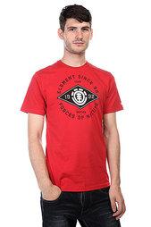 Футболка Element Major League Red Chili