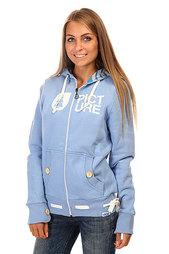 Толстовка классическая женская Picture Organic Basement Zip Light Blue