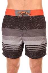 Шорты пляжные Billabong Vertigo Layback 16 Black
