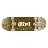 Фингерборд женский Turbo-FB Swarowski Design Crystals Green/Gold/Clear