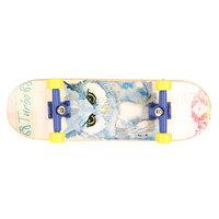 Фингерборд женский Turbo-FB Girls Edition Owl Multi/Blue/Yellow
