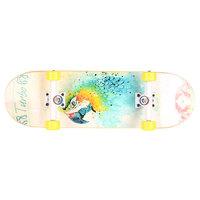 Фингерборд женский Turbo-FB Girls Edition Parrot Multi/White/Yellow