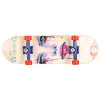 Фингерборд женский Turbo-FB Girls Edition Face Multi/Blue/Red