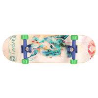 Фингерборд женский Turbo-FB Girls Edition Donkey Multi/blue/green