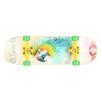 Фингерборд женский Turbo-FB Girls Edition Parrot Multi/Yellow/Green