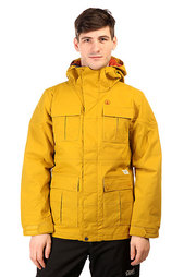 Куртка Volcom Captain Jacket Mustard