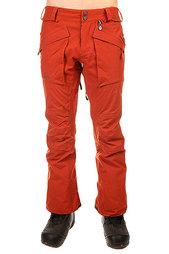 Штаны сноубордические Volcom Stress Pant Rust