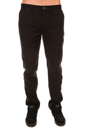 Джинсы прямые Billabong New Order Pant Stealth