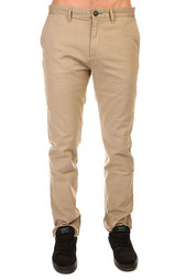 Джинсы прямые Billabong New Order Pant Khaki