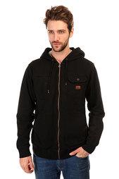 Толстовка классическая Billabong Marked Zip Hood Black