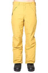 Штаны сноубордические Billabong Shifty Pant Mustard