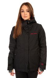 Куртка женская Billabong Cheeky Black