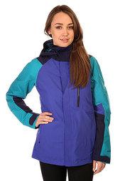 Куртка женская Burton W Ak 2l Altitude Jk Sorcer/Clypso Clrblk