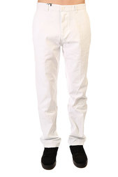 Штаны прямые Urban Classics Chino Pants White
