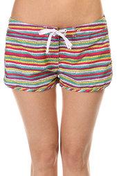 Шорты пляжные женские Billabong Cacy 19 Pop