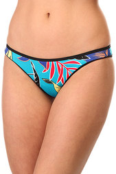 Трусы женские Roxy Polynesia Surfe Pop Floral
