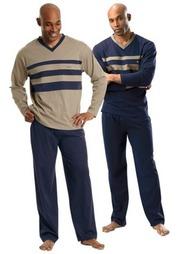 Пижама мужская, 2 штуки LE JOGGER