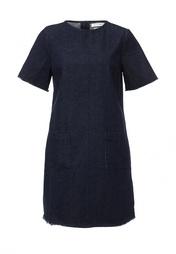Платье джинсовое Jil Sander Navy