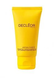 Очищающая маска 2 в 1 Decleor
