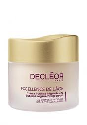 Регенерирующий крем для лица Decleor