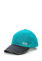 Бейсболка Boss Green