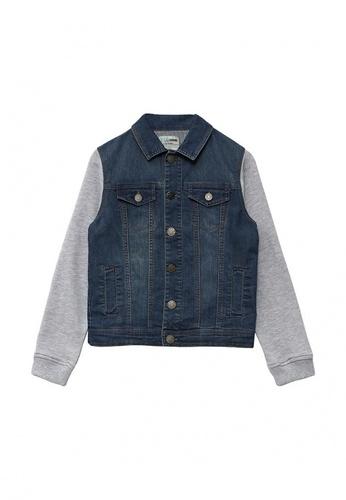 Куртка джинсовая Z Generation