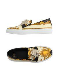 Низкие кеды и кроссовки Versace
