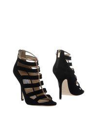 Черные Полусапоги и высокие ботинки Jimmy Choo London