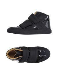 Высокие кеды и кроссовки MM6 BY Maison Margiela