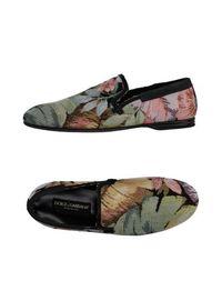 Мокасины Dolce &; Gabbana
