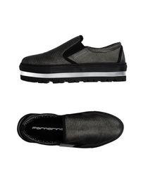 Низкие кеды и кроссовки Fornarina