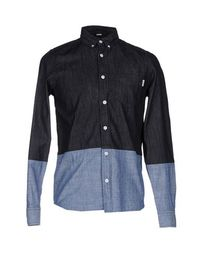 Джинсовая рубашка Carhartt