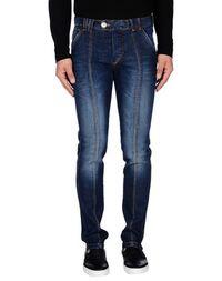Джинсовые брюки Barba