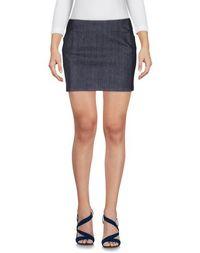 Джинсовая юбка MM6 BY Maison Margiela