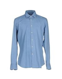 Джинсовая рубашка Glanshirt