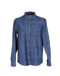 Джинсовая рубашка Wemoto