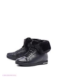 Черные Ботинки KEDDO