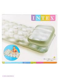 Матрасы для плавания Intex